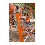 Giochi rampicanti di serie della corda esterna per la sosta dei bambini