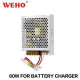 Weho AluminiumStromversorgung des fall-60W 24V mit Aufladeeinheit
