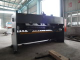 De hydraulische Scherende Machine QC11y-8X3200 mm van de Plaat van het Staal