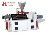 Cadena de producción de extrudado del tubo plástico del HDPE