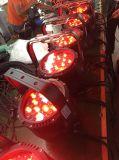 54X3w RGBW kann im Freien wasserdichter Wäsche LED des Stadiums-IP65 NENNWERT beleuchten