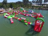 Commercail erwachsenes aufblasbares sich hin- und herbewegendes riesiges Wasser-Park-Gerät für Verkauf