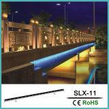 IP65 Waterproof a luz da arruela da parede do diodo emissor de luz 18W no redutor (Slx-11)