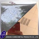 hoja de acero inoxidable del color del Ba del espejo 304 304L para Dicoration