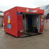 Arandela automática del coche con precio de la fábrica del fabricante del sistema de sequía el mejor