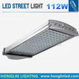 Luz de calle solar al aire libre de la iluminación al aire libre LED del módulo 112W