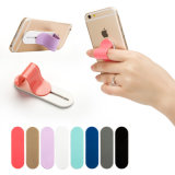 Sostenedor universal ajustable del soporte del apretón del anillo de dedo de la venda de la novedad para el iPhone Samsung