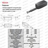 Uso das peças da mobília do salão de beleza do atuador linear de motor elétrico do poder superior IP54/66