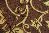 Tissu meilleur marché de jacquard de Chenille et de coton (FTH31120)