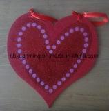 El papel colgando decoración con Glitter xm-P-026