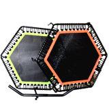 Trampoline resistente do Bouncer da aptidão da capacidade 150kg