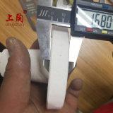 Piezas de cerámica de la mullita de la cordierita para el elemento de calefacción