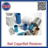 La muffa parte il fermo della gabbia sfera d'acciaio/di alluminio/dell'ottone