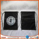 習慣によって印刷される防水バックパックのドローストリング袋