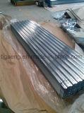 Цена по прейскуранту завода-изготовителя Hdgi гальванизированная плитка волны воды