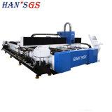 Offrir l'efficacité de la plaque du tube métallique CNC/machine de découpage au laser à filtre