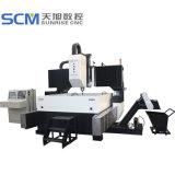 鋼板管シートのための高速CNC鋭い機械