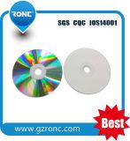 2018 CD-R imprimíveis 700m 80min 1-52X com Shrinkwrap Mercado para a Turquia