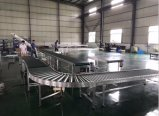 De Transportband van de Rol van het Roestvrij staal van de Apparatuur van de Transmissie van het pakket