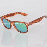 Gafas de sol de encargo polarizadas nuevo diseño 2018 de la insignia de la alta calidad de la lente