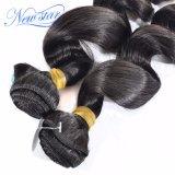Бразильский ослабление Curl 100% человеческого волоса волосы вьются комплекты