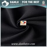 Tipos del precio de fábrica de tela de Abaya, tela del negro de jet