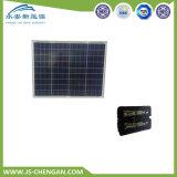 comitato solare del modulo solare policristallino 60W con 4 righe e 25 anni di corso della vita