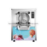 Machine dure de crême glacée de partie supérieure du comptoir de Gelato de congélateur en lots de bonne qualité