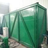 Reciclado de pequeño tamaño de la planta de aceite del motor a SN300 aceite base