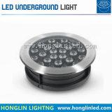 최신 판매 12V IP68 고품질 18W LED 지하 빛