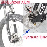 La suspensión total Bicicleta de Montaña eléctrico a la venta (TDE11Z)