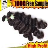 Реми Virgin индийского волосы необработанных заготовок