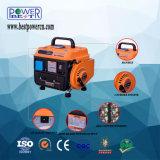 Generador portable africano de la gasolina del tigre 950 del precio de fábrica 650W pequeño