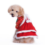 2.5-25kg 개를 위한 2017 새로운 개 애완 동물 제품 크리스마스 온난한 스웨터 우단 산타클로스 피복 애완견 귀여운 옷