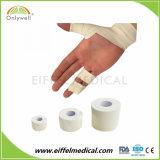 医学のスポーツの綿の熱い接着剤が付いている付着力の酸化亜鉛テープ