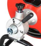 Trommelartige Abfluss-Reinigungs-Maschine 4 '' (D300F)