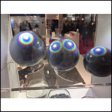 Holo 크롬 반짝임 표면 코팅 살포 자필 안료
