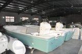 Usine de bateau de fibre de verre de bateau de Panga de bateau de pêche de Liya 5.8m