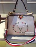 Les sacs à main de créateur de sac de main de type de mode ont clouté le sac d'épaule pour les femmes Sh154