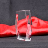 Premio poco costoso all'ingrosso del trofeo di cristallo di prezzi