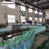 Botella de Pet automática de máquinas de llenado de agua
