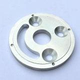 Het Aluminium dat van Precisioncnc van de douane Complex CNC Machinaal bewerkt Deel machinaal bewerkt
