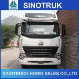 Carro resistente del alimentador de HOWO A7 4X2 6X4 420HP para Djibouti