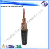 Al entièrement Screened/XLPE câble d'Insulated/PVC engainée/blindé/instrumentation