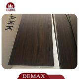 Anti plancher de vinyle de cliquetis d'Eco de projet de construction de glissade de types à la mode