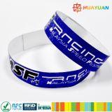 Bracelet de papier remplaçable bon marché de concert de la coutume NFC NTAG213