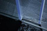 Diámetro rodillo del acero inoxidable de 40m m que resbala la puerta de la ducha
