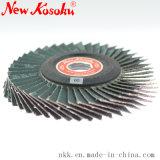 """4"""" Disco della falda per l'acciaio inossidabile di alluminio e di legno, della plastica,"""