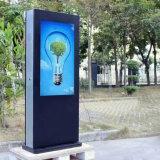 Im Freien Reklameanzeige-Touch Screen LCDdigital Signage-Bildschirmanzeige