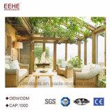 Grünes Haus-Verandasunroom-Glasdach täfelt Preise